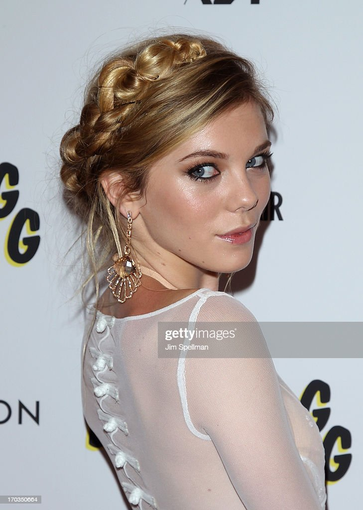 Actress Claire Julien attends the 'The Bling Ring' New York Screening at the Paris Theatre on June 11 2013 in New York City