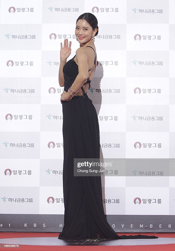 Actress Clara arrives for the 50th Daejong Film Awards at KBS hall on November 1, 2013 in Seoul, South Korea.