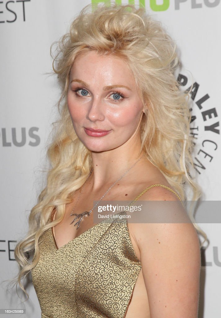 Actress Clare Bowen attends The Paley Center For Media's PaleyFest 2013 honoring 'Nashville' at the Saban Theatre on March 9, 2013 in Beverly Hills, California.