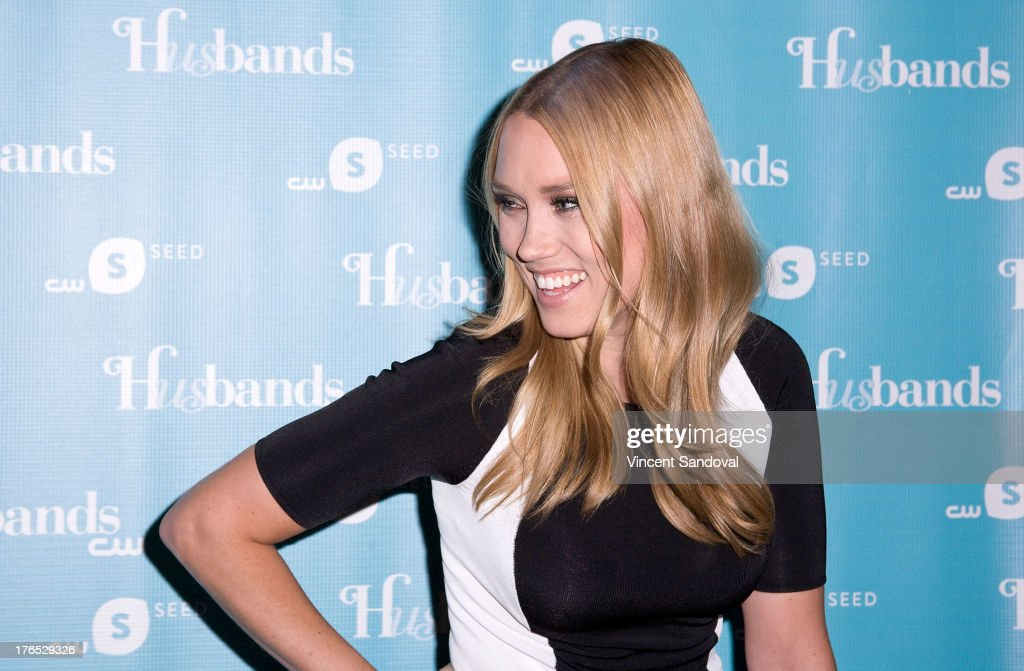 Actress <a gi-track='captionPersonalityLinkClicked' href=/galleries/search?phrase=Clare+Grant&family=editorial&specificpeople=4122159 ng-click='$event.stopPropagation()'>Clare Grant</a> attends the CWSeed 'Husbands' premiere at The Paley Center for Media on August 14, 2013 in Beverly Hills, California.