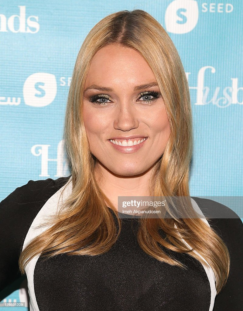 Actress Clare Grant attends the premiere of CW Seed's 'Husbands' at The Paley Center for Media on August 14, 2013 in Beverly Hills, California.