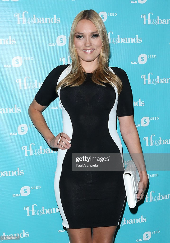 Actress Clare Grant attends the premiere of 'Husbands' at The Paley Center for Media on August 14, 2013 in Beverly Hills, California.