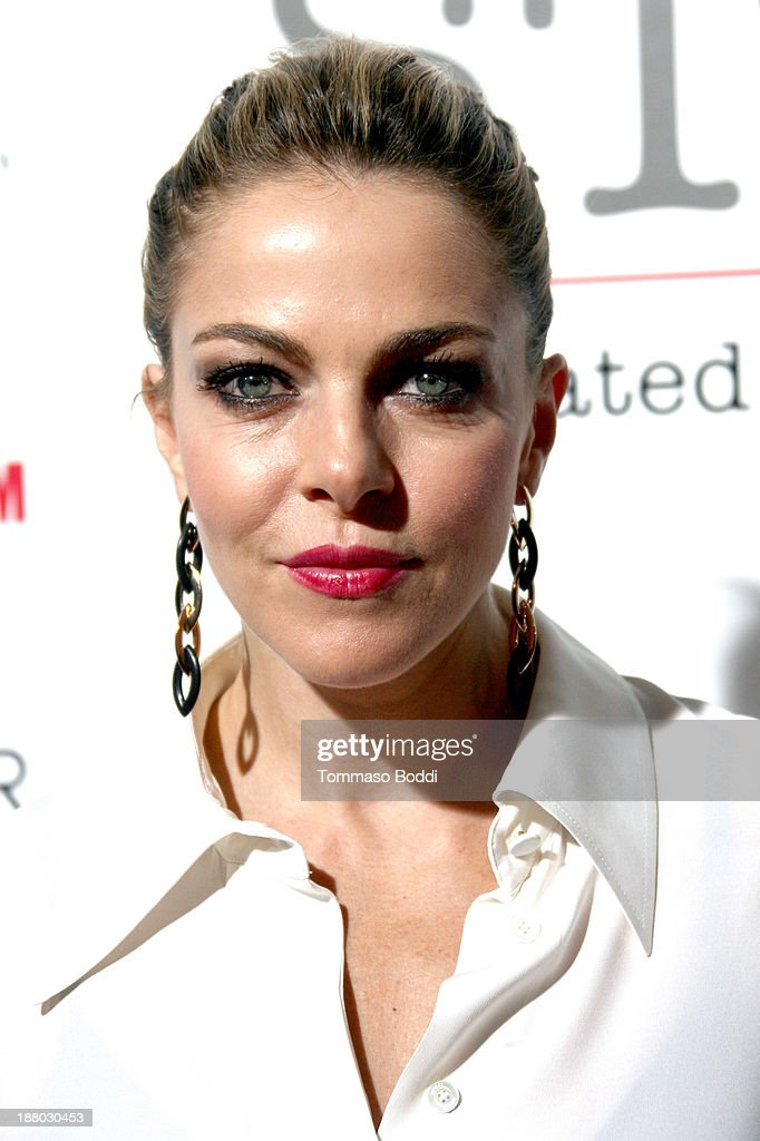 Actress <a gi-track='captionPersonalityLinkClicked' href=/galleries/search?phrase=Claudia+Gerini&family=editorial&specificpeople=220347 ng-click='$event.stopPropagation()'>Claudia Gerini</a> attends the Luce Cinecitta' and the American Cinematheque in collaboration with AFI FEST present Cinema Italian Style opening night held at the Egyptian Theatre on November 14, 2013 in Hollywood, California.