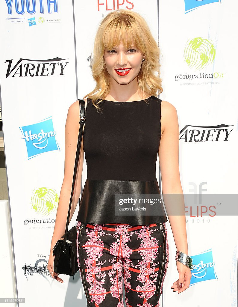 Actress Claudia Lee attends Variety's 7th annual Power of Youth event at Universal Studios Hollywood on July 27, 2013 in Universal City, California.