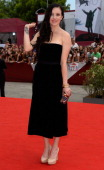 Actress Claudia Levy attends the 'Palo Alto' Premiere during the 70th Venice International Film Festival at the Sala Grande on September 1 2013 in...
