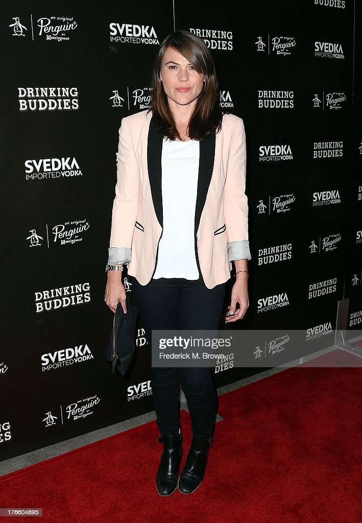 Actress Clea Duvall attends the screening of Magnolia Pictures' 'Drinking Buddies' at the ArcLight Cinemas on August 15, 2013 in Hollywood, California.