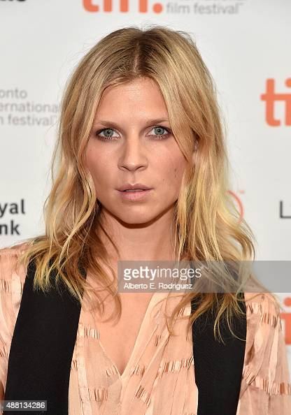 Actress Clemence Poesy attends 'The Ones Below' photo call during the 2015 Toronto International Film Festival at the TIFF Bell Lightbox on September...