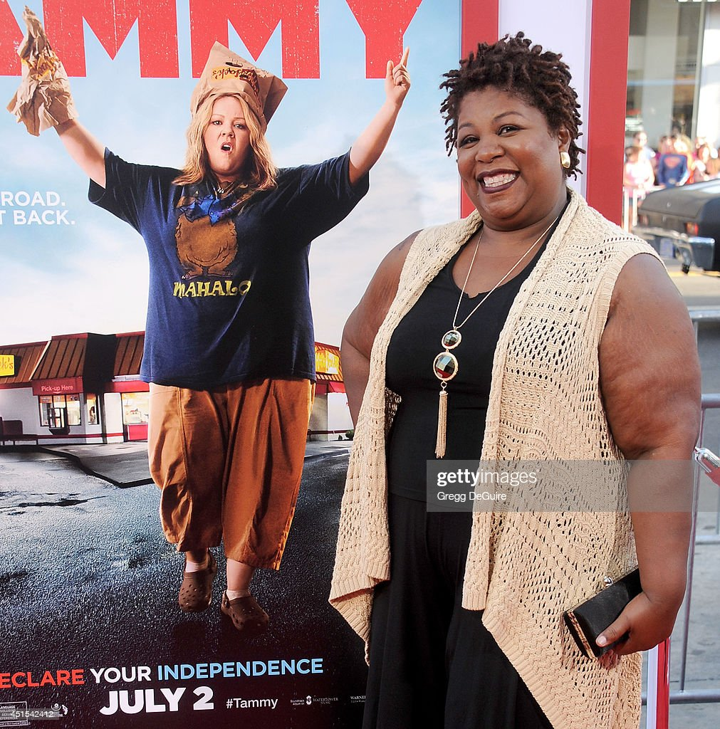 Actress Cleo King arrives at the premiere of 'Tammy' at TCL Chinese Theatre on June 30, 2014 in Hollywood, California.