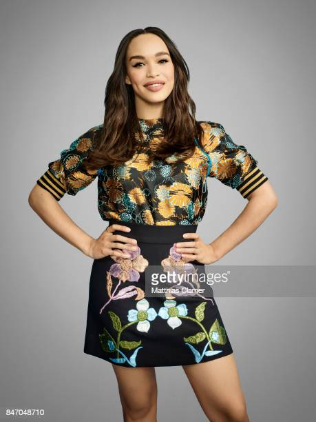 Actress Cleopatra Coleman from 'The Last Man on Earth' is photographed for Entertainment Weekly Magazine on July 23 2016 at Comic Con in the Hard...