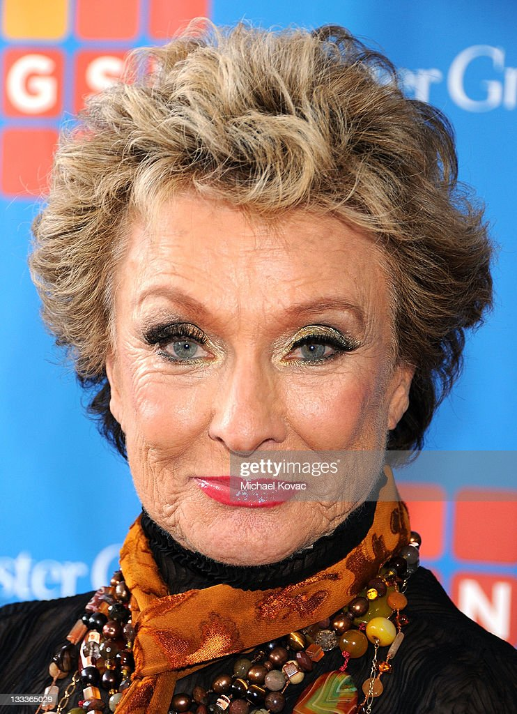Actress <a gi-track='captionPersonalityLinkClicked' href=/galleries/search?phrase=Cloris+Leachman&family=editorial&specificpeople=204686 ng-click='$event.stopPropagation()'>Cloris Leachman</a> arriving at the GSN's 1st Annual Game Show Awards at the Wilshire Theatre Beverly Hills on May 16, 2009 in Beverly Hills, California.