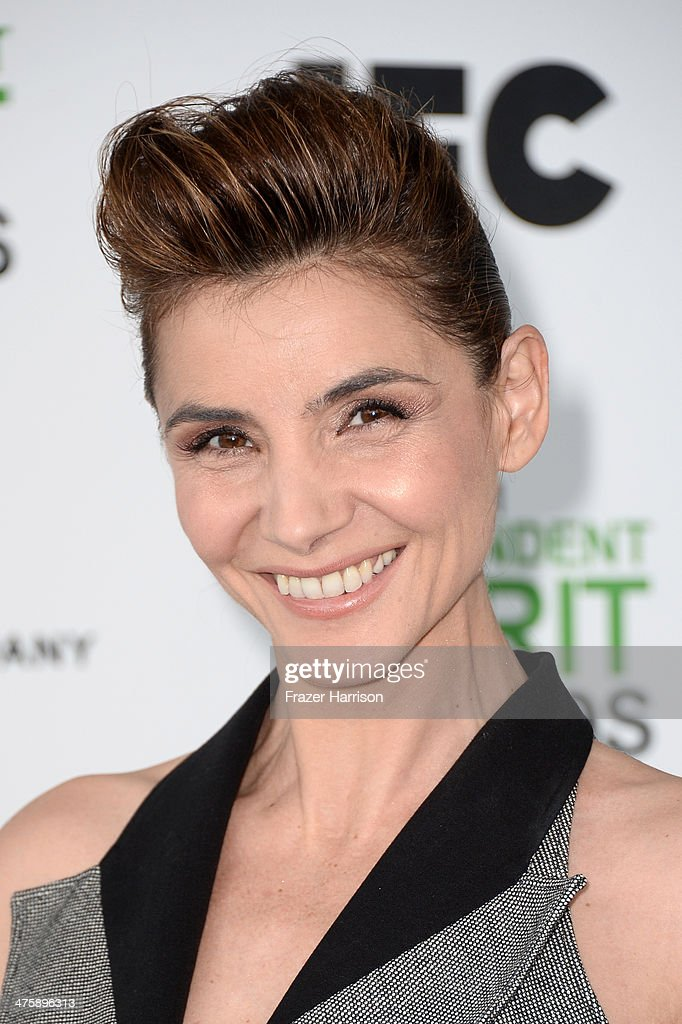 Actress <a gi-track='captionPersonalityLinkClicked' href=/galleries/search?phrase=Clotilde+Courau&family=editorial&specificpeople=171279 ng-click='$event.stopPropagation()'>Clotilde Courau</a> attends the 2014 Film Independent Spirit Awards at Santa Monica Beach on March 1, 2014 in Santa Monica, California.
