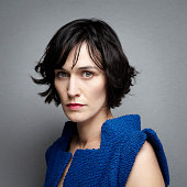 Actress Clotilde Hesme is photographed for Self Assignment on May 21 2012 in Cannes France