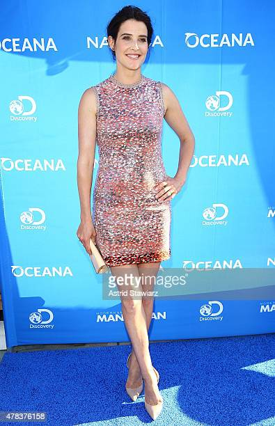 Actress Cobie Smulders attends the 2015 Nautica Oceana City Sea Party at Gansevoort Park Avenue on June 24 2015 in New York City
