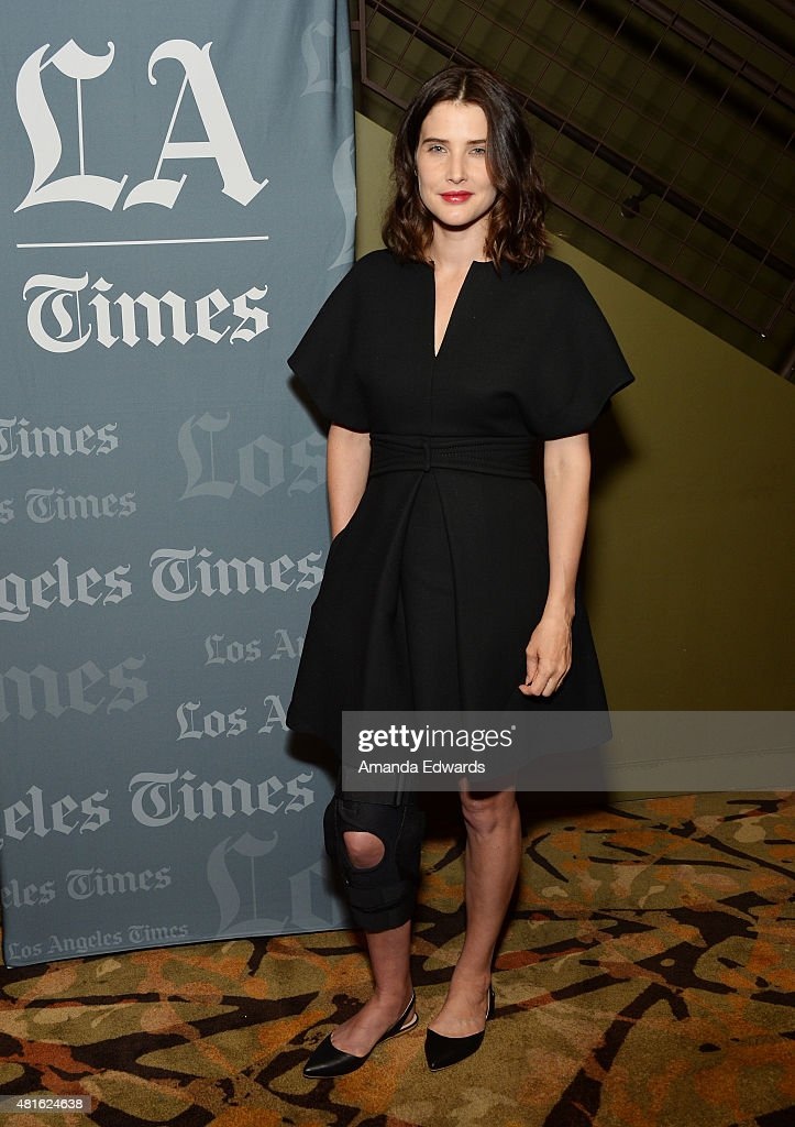 Cobie Smulders getty images