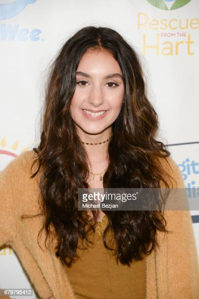 Actress Coco Grayson attends Celebrities to the Rescue Hollywood's Day of Community Service on May 6 2017 in Studio City California
