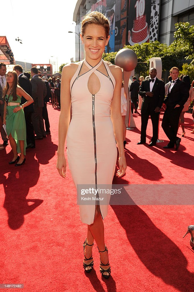 Actress Cody Horn arrives at the 2012 ESPY Awards at Nokia Theatre L.A. Live on July 11, 2012 in Los Angeles, California.