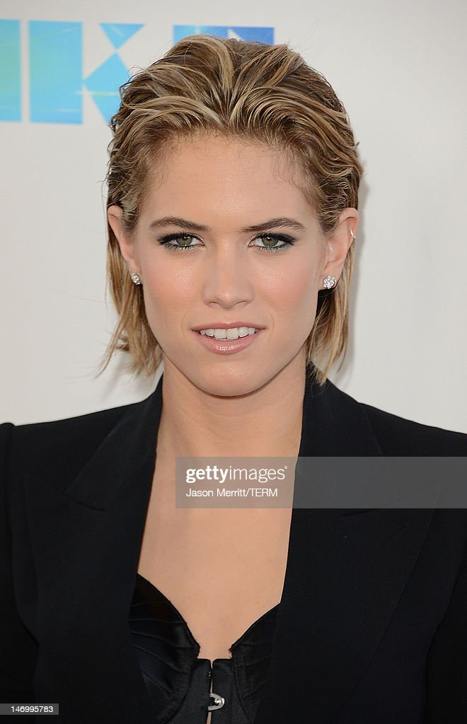 Actress Cody Horn arrives at the closing night gala premiere of 'Magic Mike' at the 2012 Los Angeles Film Festiva held at Regal Cinemas L.A. Live on June 24, 2012 in Los Angeles, California.