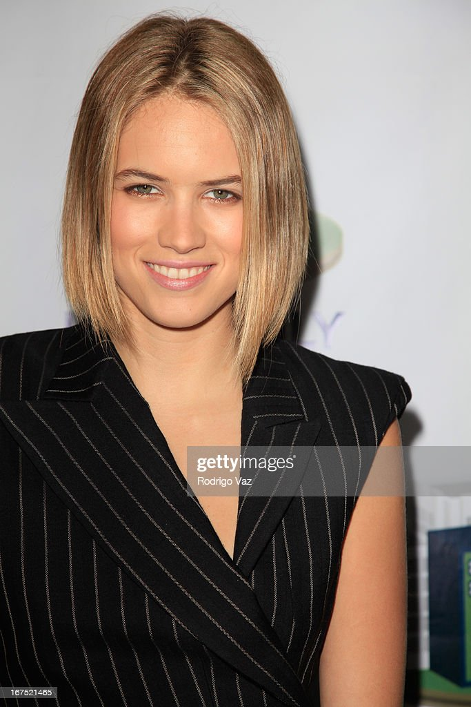 Actress Cody Horn arrives at the L.A. Family Housing Awards 2013 at Book Bindery on April 25, 2013 in Culver City, California.
