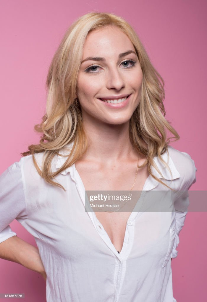 Actress Cody Kennedy poses for a portrait at the Mark Kearney Group - 'Iced Out' Luxury Emmy Suite on September 20, 2013 in Los Angeles, California.