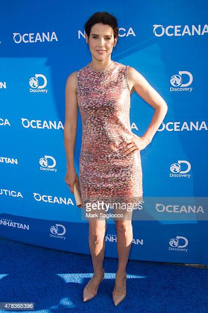 Actress Colbie Smulders attends the 2015 Nautica Oceana City Sea Party at the Gansevoort Park Avenue on June 24 2015 in New York City