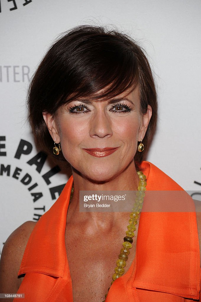 Actress Colleen Zenk attends a farewell to cast of 'As The World Turns' at The Paley Center for Media on August 18, 2010 in New York City.
