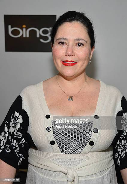 Actress/ Comedian Alex Borstein attends Variety's 3rd annual Power of Comedy event presented by Bing benefiting the Noreen Fraser Foundation held at...