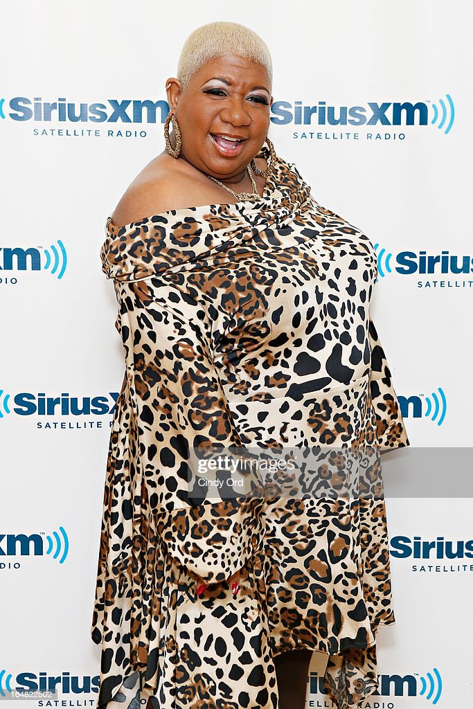 Actress/ comedian Luenell visits the SiriusXM Studios on March 28, 2013 in New York City.