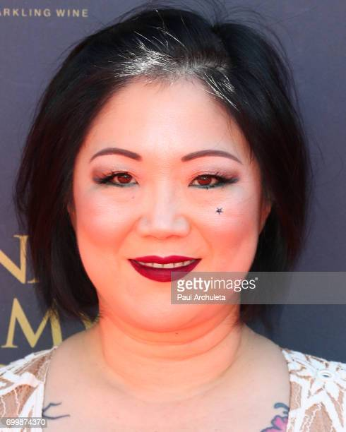 Actress / Comedian Margaret Cho attends the 44th annual Daytime Emmy Awards at The Pasadena Civic Auditorium on April 30 2017 in Pasadena California