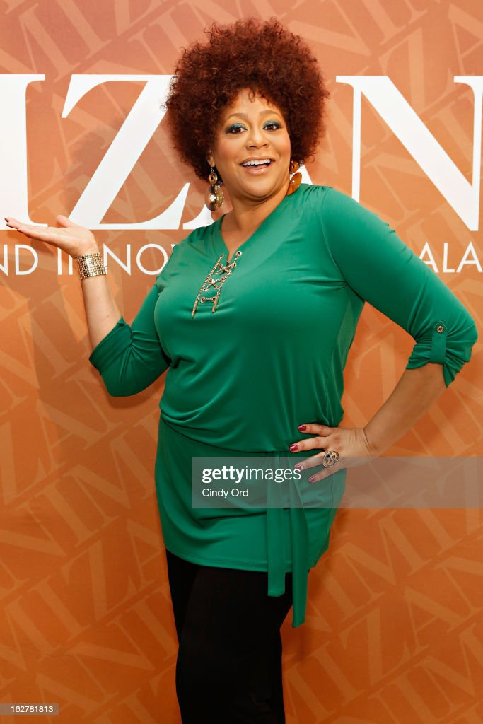 Actress/ comedienne <a gi-track='captionPersonalityLinkClicked' href=/galleries/search?phrase=Kim+Coles&family=editorial&specificpeople=984385 ng-click='$event.stopPropagation()'>Kim Coles</a> attends 'The Spoken Word' hosted by <a gi-track='captionPersonalityLinkClicked' href=/galleries/search?phrase=Kim+Coles&family=editorial&specificpeople=984385 ng-click='$event.stopPropagation()'>Kim Coles</a> at L'Oreal Soho Academy on February 26, 2013 in New York City.