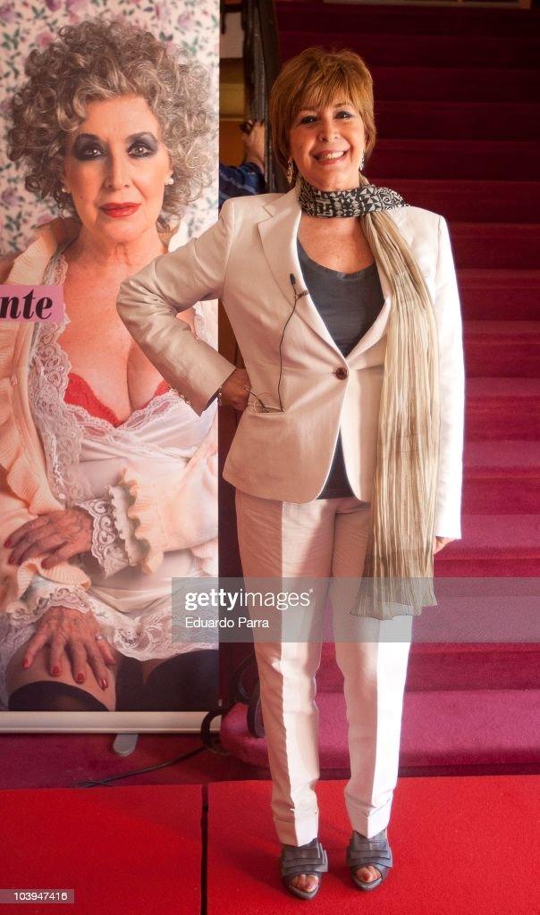 Concha Velasco Attends 'La Vida Por Delante' Press Conference