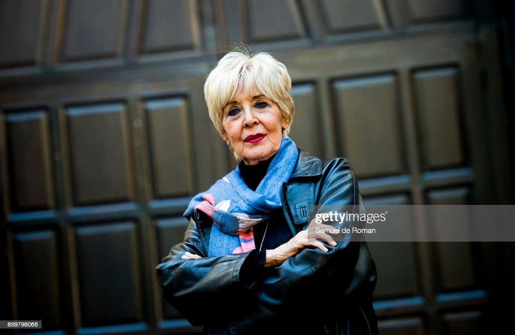Concha Velasco Presents 'Reina Juana' in Madrid
