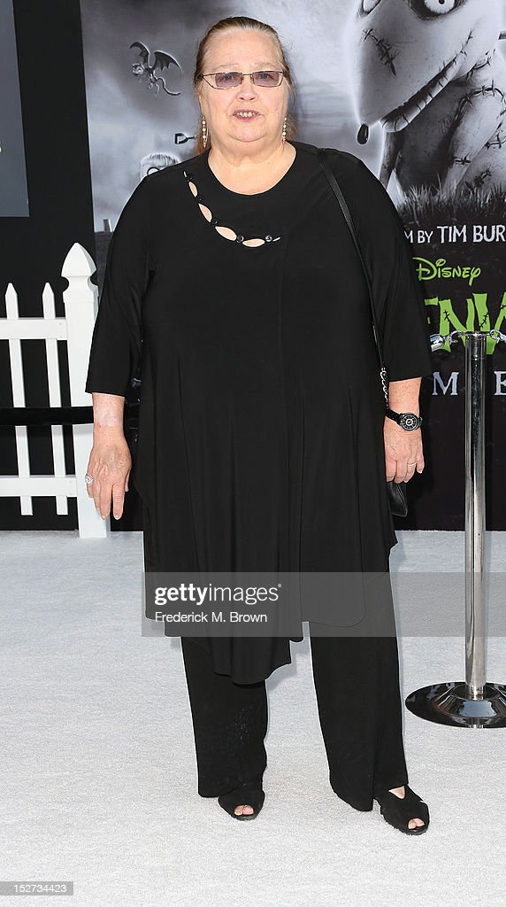 Actress Conchata Ferrell attends the Premiere Of Disney's 'Frankenweenie' at the El Capitan Theatre on September 24, 2012 in Hollywood, California.