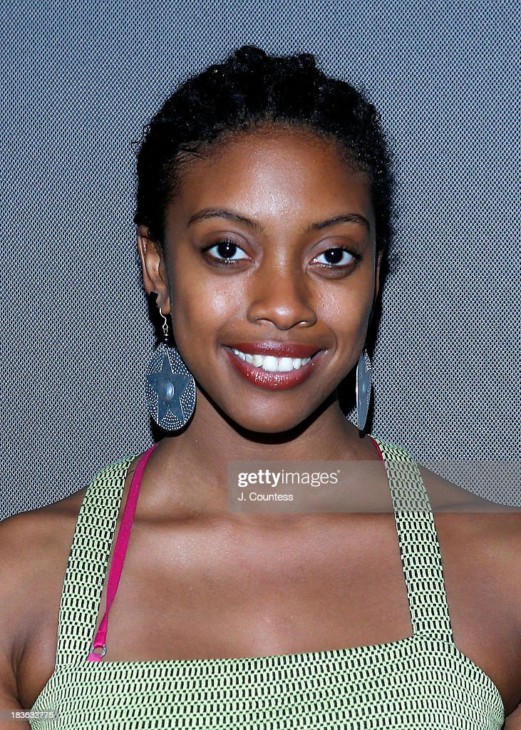 Actress Condola Rashad attends The 4th Annual Triumph Awards at Rose Theater, Jazz at Lincoln Center on October 7, 2013 in New York City.