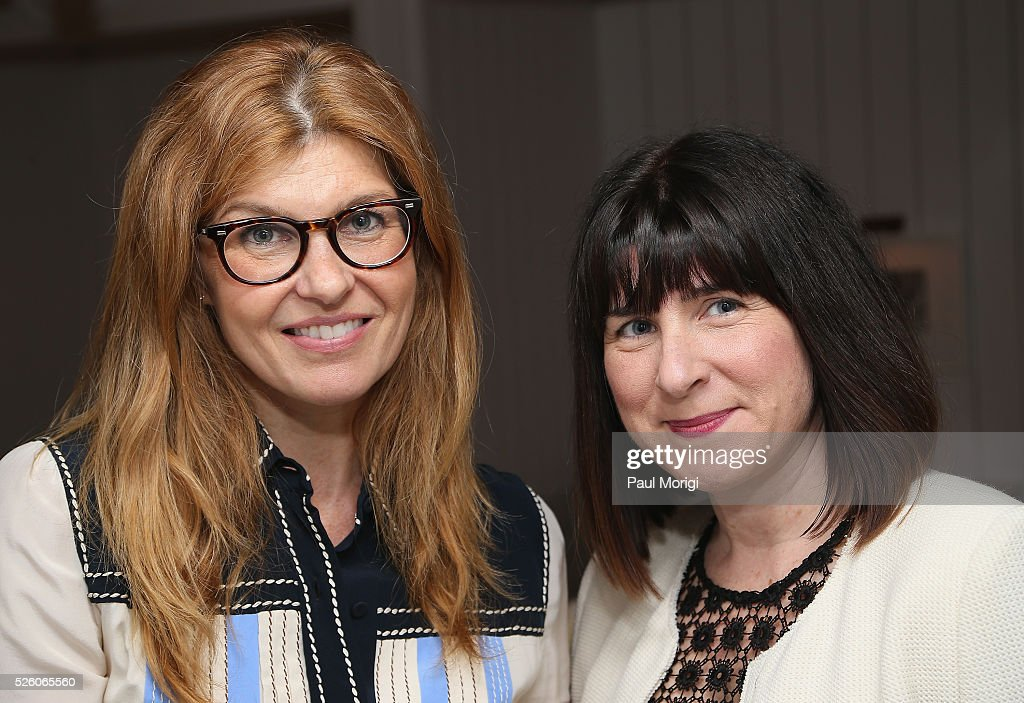 Actress <a gi-track='captionPersonalityLinkClicked' href=/galleries/search?phrase=Connie+Britton&family=editorial&specificpeople=234699 ng-click='$event.stopPropagation()'>Connie Britton</a> and CEO of the Democratic National Committee, Amy Dacey attend the Glamour and Facebook brunch to discuss sexism in 2016, during WHCD Weekend at Kinship on April 29, 2016 in Washington, DC.