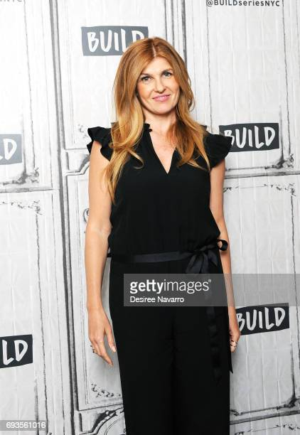 Actress Connie Britton attends Build to discuss 'Beatriz At Dinner' at Build Studio on June 7 2017 in New York City