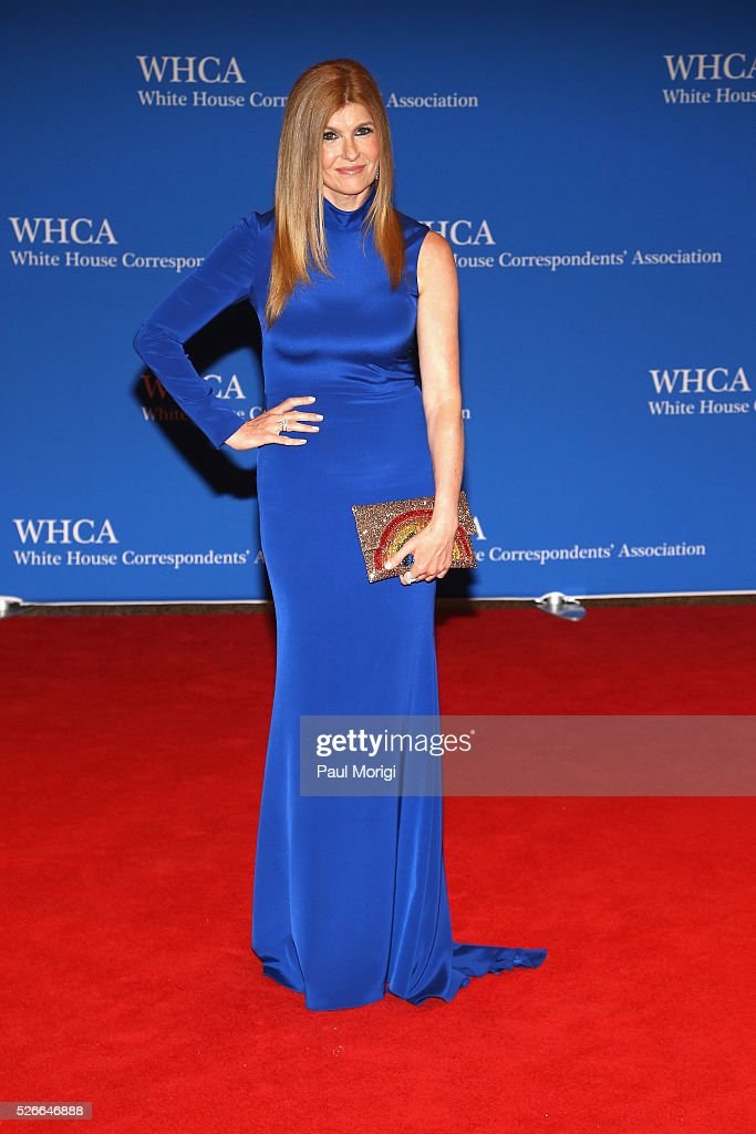 Actress Connie Britton attends the 102nd White House Correspondents' Association Dinner on April 30, 2016 in Washington, DC.