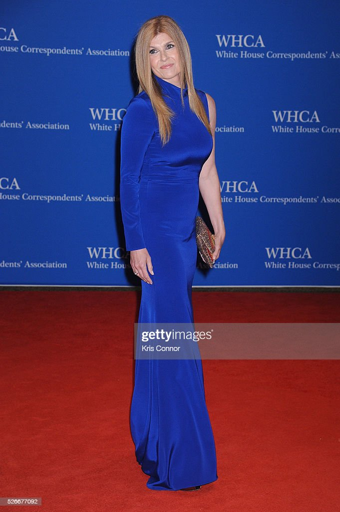 Actress <a gi-track='captionPersonalityLinkClicked' href=/galleries/search?phrase=Connie+Britton&family=editorial&specificpeople=234699 ng-click='$event.stopPropagation()'>Connie Britton</a> attends the 102nd White House Correspondents' Association Dinner on April 30, 2016 in Washington, DC.