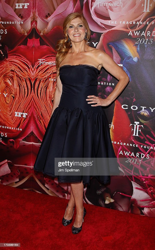 Actress Connie Britton attends the 2013 Fragrance Foundation Awards at Alice Tully Hall at Lincoln Center on June 12, 2013 in New York City.