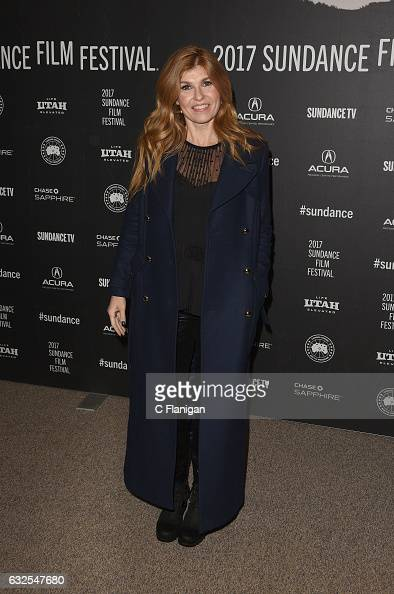 Actress Connie Britton attends the 'Beatriz At Dinner' Premiere on day 5 of the Sundance Film Festival at Eccles Center Theatre on January 23 2017 in...