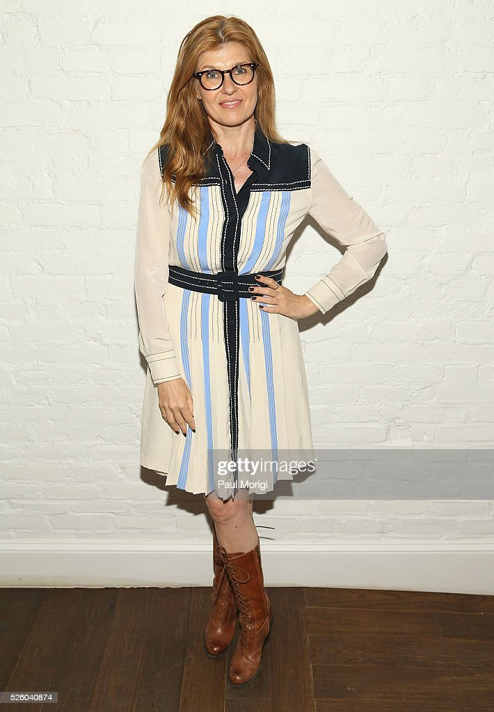 Actress <a gi-track='captionPersonalityLinkClicked' href=/galleries/search?phrase=Connie+Britton&family=editorial&specificpeople=234699 ng-click='$event.stopPropagation()'>Connie Britton</a> attends the Glamour and Facebook brunch to discuss sexism in 2016, during WHCD Weekend at Kinship on April 29, 2016 in Washington, DC.