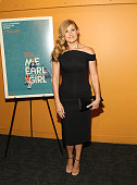 Actress Connie Britton attends the 'Me and Earl and the Dying Girl' New York Premiere at Sunshine Landmark on June 10 2015 in New York City
