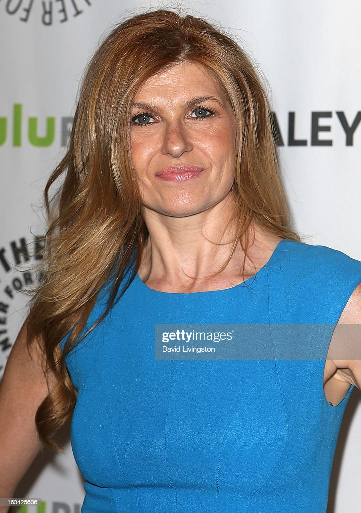 Actress Connie Britton attends The Paley Center For Media's PaleyFest 2013 honoring 'Nashville' at the Saban Theatre on March 9, 2013 in Beverly Hills, California.