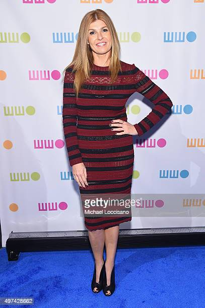 Actress Connie Britton attends Worldwide Orphans 11th Annual Gala at Cipriani on November 16 2015 in New York City