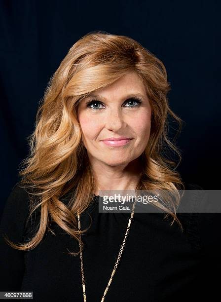 Actress Connie Britton is photographed at the 6th Annual African Children's Choir Changemakers Gala on November 20 2014 at City Winery in New York...
