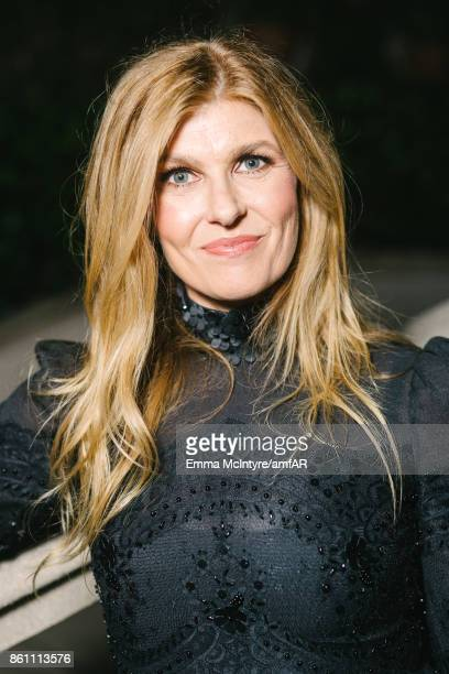 Actress Connie Britton poses for a portrait at Ron Burkle's Green Acres Estate on October 13 2017 in Beverly Hills California