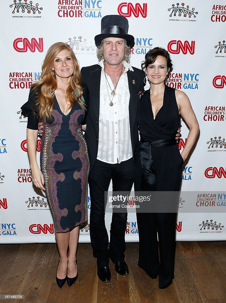Actress <a gi-track='captionPersonalityLinkClicked' href=/galleries/search?phrase=Connie+Britton&family=editorial&specificpeople=234699 ng-click='$event.stopPropagation()'>Connie Britton</a>, singer Big Kenny and actress Carla Guigino attend 4th Annual African Children's Choir Fundraising Gala at City Winery on December 3, 2012 in New York City.