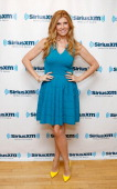 Actress Connie Britton visits the SiriusXM Studio on October 9 2012 in New York City