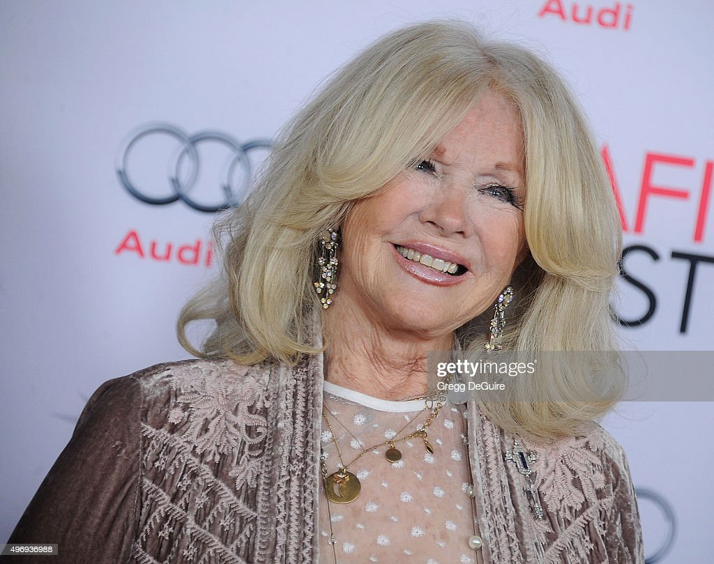 Actress <a gi-track='captionPersonalityLinkClicked' href=/galleries/search?phrase=Connie+Stevens&family=editorial&specificpeople=217812 ng-click='$event.stopPropagation()'>Connie Stevens</a> arrives at the AFI FEST 2015 Presented By Audi Closing Night Gala Premiere of Paramount Pictures' 'The Big Short' at TCL Chinese 6 Theatres on November 12, 2015 in Hollywood, California.