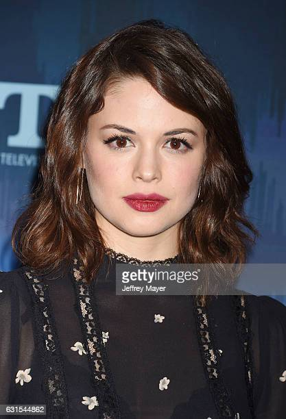 Actress Conor Leslie attends the 2017 Winter TCA Tour FOX AllStar Party at the Langham Huntington Hotel on January 11 2017 in Pasadena California
