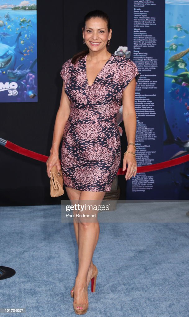 Actress Constance Marie arrives at 'Finding Nemo' Disney Digital 3D - Los Angeles Premiere at the El Capitan Theatre on September 10, 2012 in Hollywood, California.